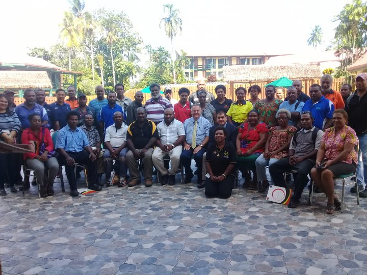 The European Union Supports PNG Customs Valuation Awareness Workshops in Lae