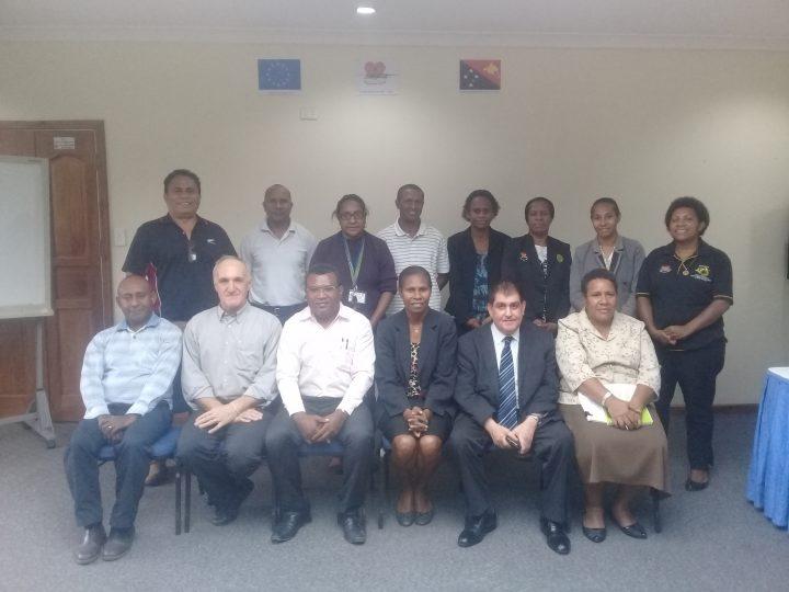 European Union Ensures PNG Laboratory Accreditations Meet International Standards